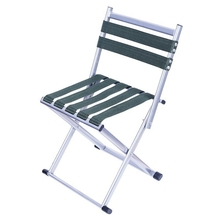 Folding Chair Ultralight Outdoor Portable Backrest Home-Furniture Thick Camping Office