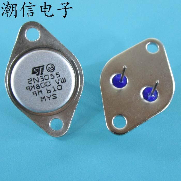 2 n3055 15 a 100 v, 115 w Триод высокой мощности