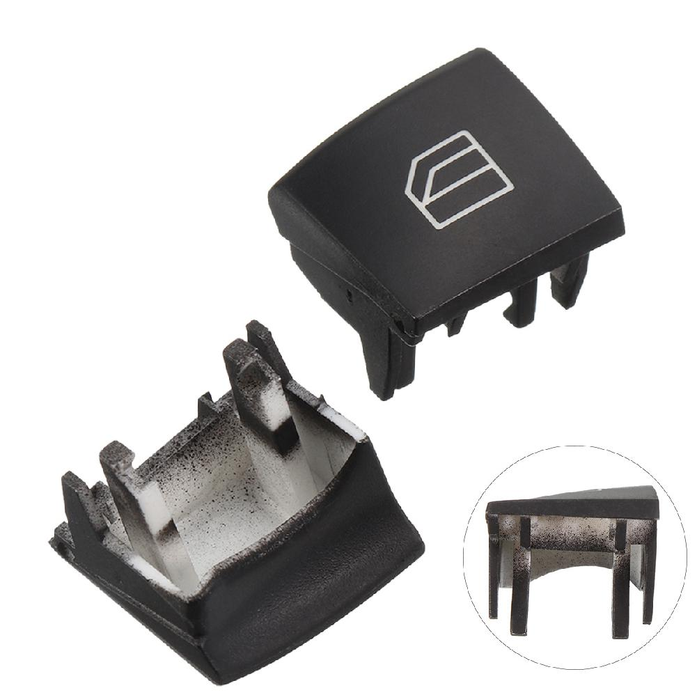 2X Car Window Switch Repair Button Cap Driver Seat Window Control Switch//Fit For Mercedes A B ML GL R A200 B200 Class W164 X164 W251