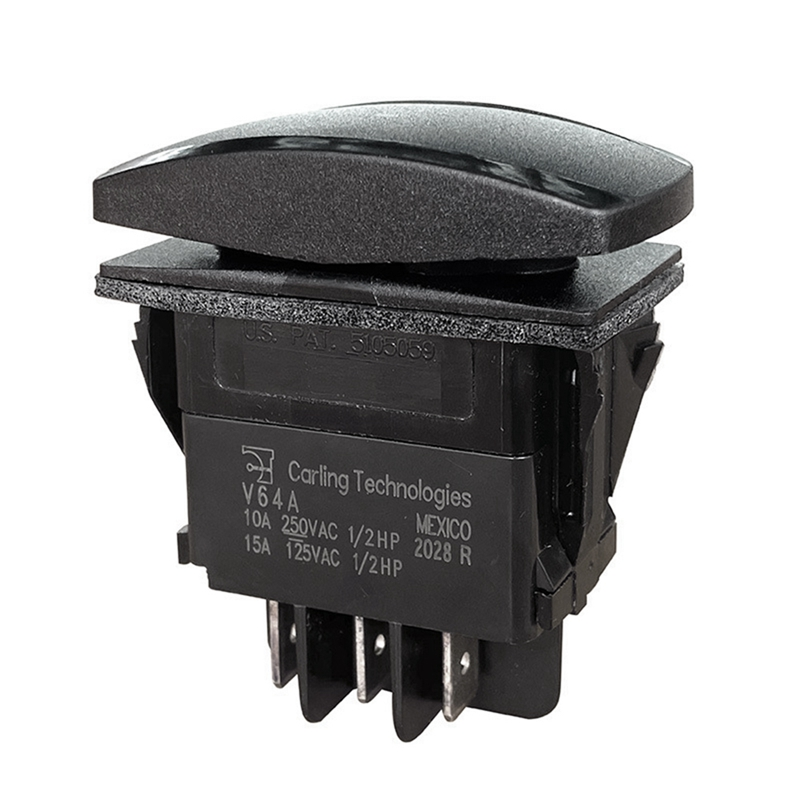 48V Forward/Reverse Switch, for Club CAR DS and Precedent 1996-Up Electric Golf Cart Accessories, Replaces 101856002