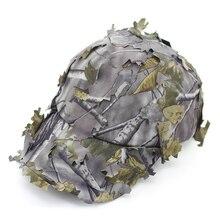 Hot War Game Camouflage Sniper Cap Summer Bucket Camping Hat Jungle DO2