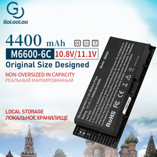 цены Golooloo 6 Cells Laptop Battery for Dell Precision M6600 M4700 M4600 M4800 M6700 FV993 FJJ4W N71FM T3NT1 PG6RC R7PND OTN1K5