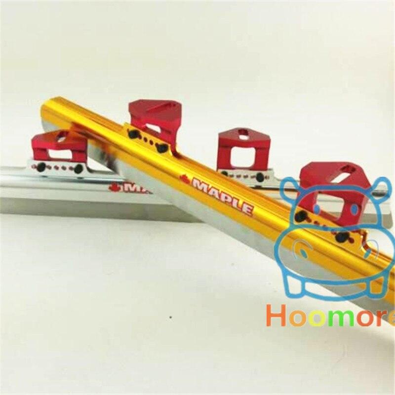 Короткий трек ice blade 380 мм 410 мм 430 мм для роликовых коньков - 5