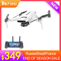 FIMI-Dron x8 Mini 250g-class, 8Km, Wifi, 5G, GPS, 4K, HD, 3 ejes, cámara cardán, Control remoto, cuadricóptero, 30 minutos