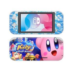 Image 4 - קירבי כוכב בעלי ברית NintendoSwitch עור מדבקת מדבקות כיסוי עבור Nintendo מתג לייט מגן Nintend מתג Lite עור מדבקה