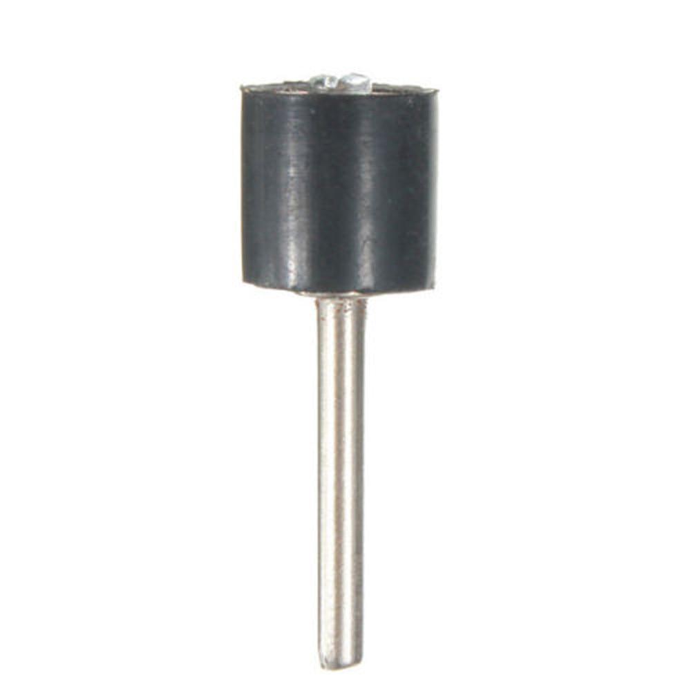 102pcs Rotary Drum Sanding Band Mandrel 1/2 3/8 1/4 120 Grit Tool Kit Useful Pro