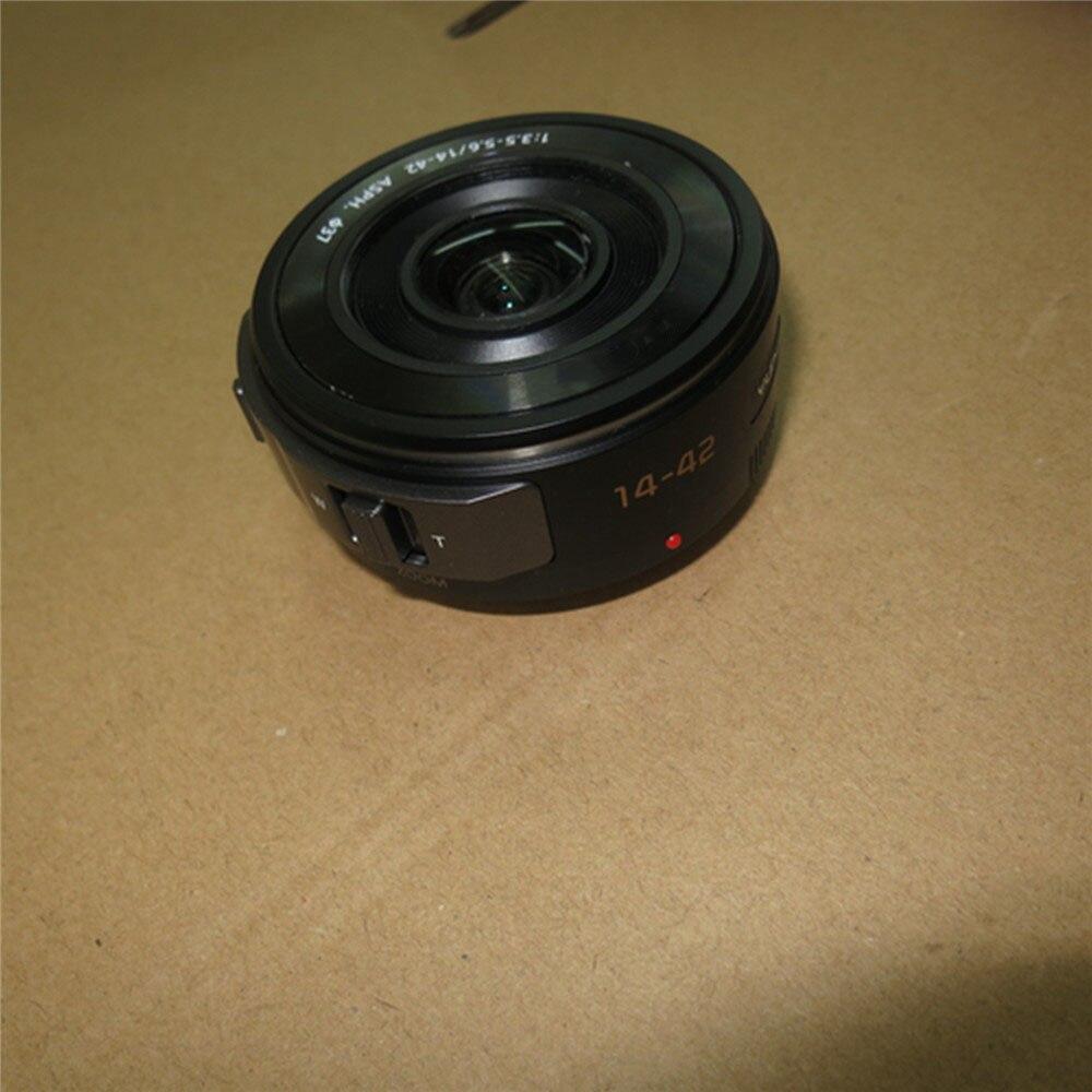Замена объектива камеры 14 42 мм F3.5 5.6 ASPH зум объектив для YUNEEC микро 4/3 Камера Запчасти - 6