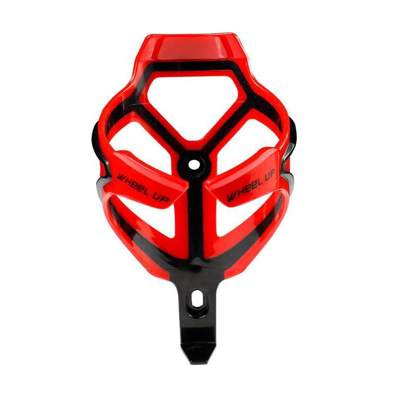 Горячая, держатель для велосипедной бутылки, многофункциональное колесо, MTB, клетка для бутылки воды, держатель для велосипедной бутылки, крепление для велосипедного оборудования - Цвет: Красный