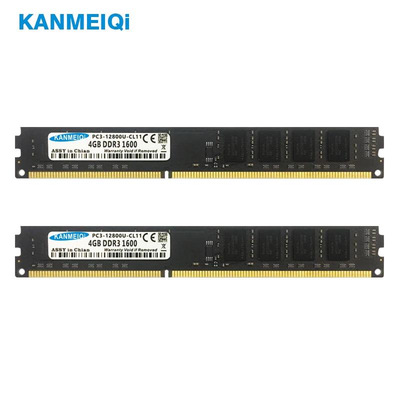 Ram ddr3 4gb 1333MHZ 1600MHZ 2GB escritorio memoria 240pin 1,5 V DIMM nuevo KANMEIQi Xiaomi Redmi 8 (32GB ROM con 3GB RAM, Cámara de 12MP, Android, Nuevo, Móvil) [Teléfono Móvil Versión Global para España] redmi8