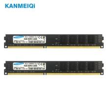 ram ddr3 4gb 1333MHZ 1600MHZ 2GB Desktop Memory 240pin 1.5V DIMM New KANMEIQi