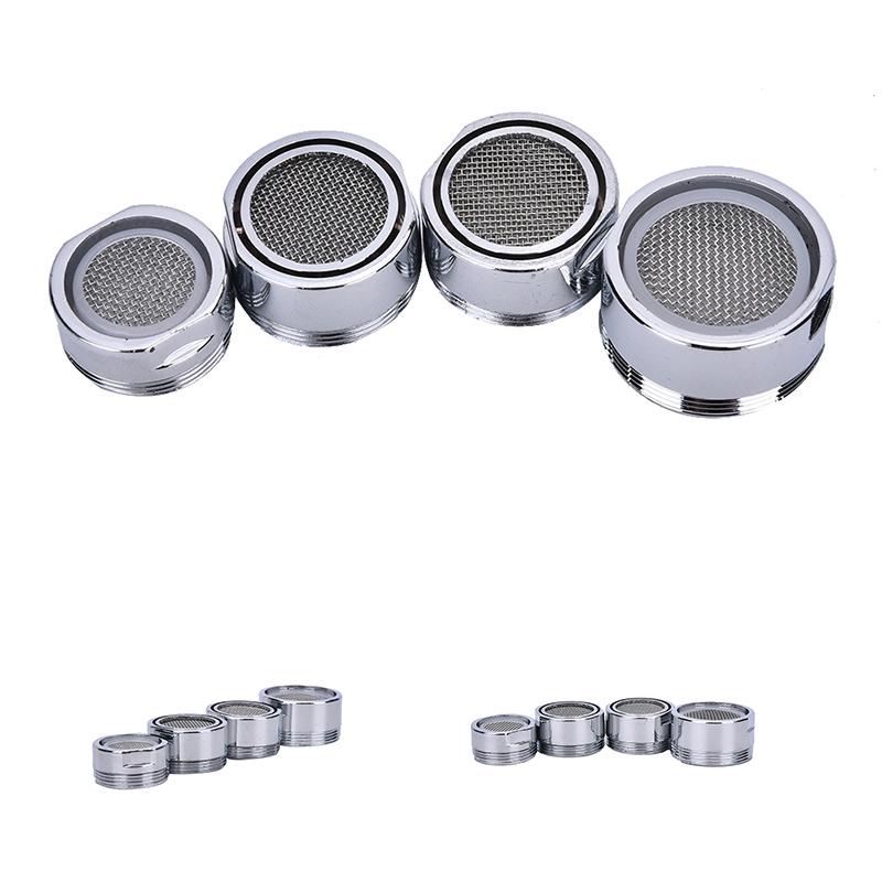 Kitchen Sink Faucet Tap Nozzle Thread Swivel Aerator Filter Sprayer Kitchen Water Saving Faucet Accessories 20/22/24/mm