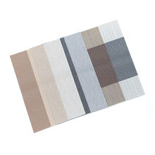 ПВХ нескользящий изоляционный коврик для стола простой стиль