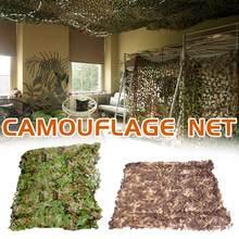 Camuflagem militar redes de treinamento do exército tenda sombra acampamento ao ar livre caça abrigo esconder compensação carro cobre jardim barra decoração