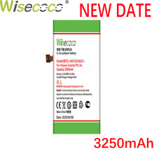 Wisecoco 3250mAh HB3742A0EZC Battery For Huawei P8 Lite Ale-l21 l23 l02 l04 Mobile Phone Latest Production With Tracking Number