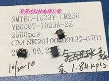 Nuovo originale di 100% YB006T-1023A balun RF trasformatore bilanciato sbilanciato converter 2.3-2700mhz 3dB