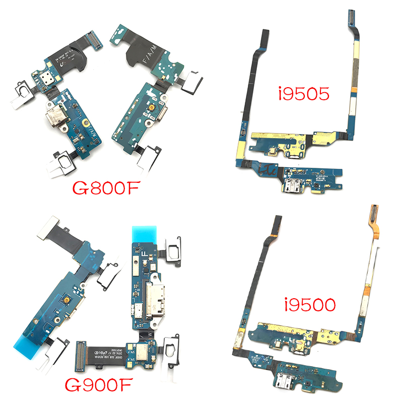 For Samsung Galaxy S4 S5 Mini I9500 I9505 I337 I9190 G900F G800F Micro USB Charger Dock Connector Charging Port