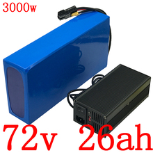 72V battery 72V electric bicycle battery 72V 2000W 3000W electric scooter battery 72V 25AH lithium battery