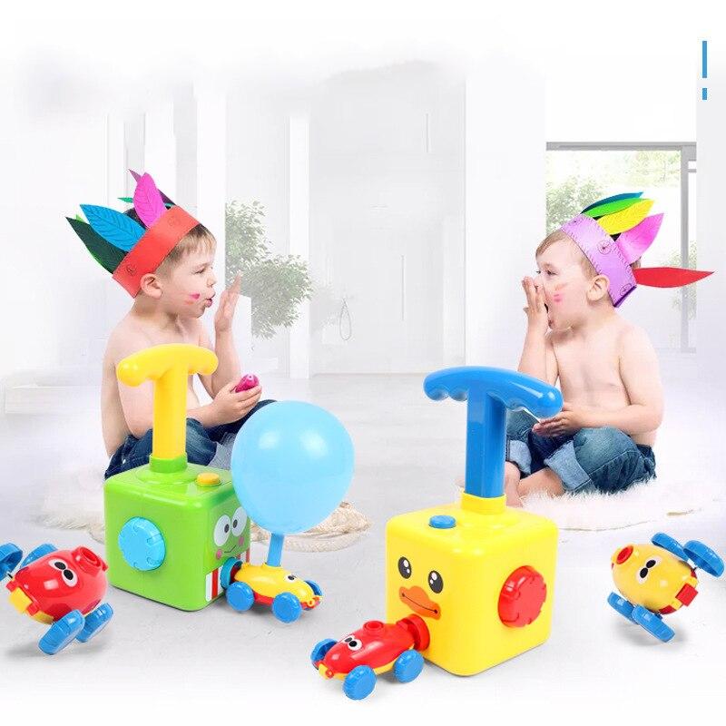 Lançamento de Balão Para Crianças 3