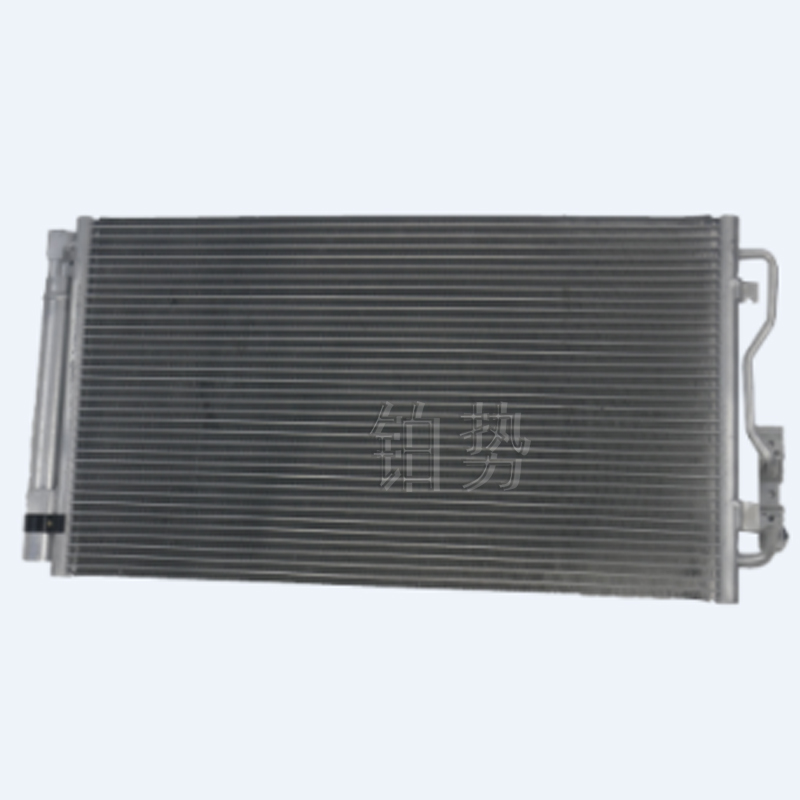 Acondicionador de aire coche condensador corriente alterna automóvil 2012-b mwF20 116d 116i 118d 120d 320d F30 335i 125d 318d 316d N47N radiador 8 pulgadas protección contra la radiación 3D teléfono móvil pantalla amplificador teléfono móvil titular de la pantalla de vídeo HD caja de cuero lupa