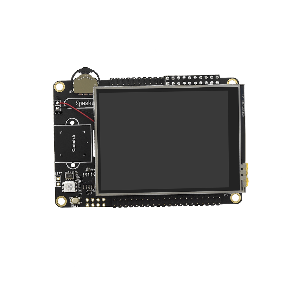 Image 4 - Sipeed Maix GO RISC V Dual Core 64bit Development Board Mini PC  Wifi Antenna+2.8inch TFT Touch Screen+2 Megapixel OV2640 Camera-in Integrated Circuits from Electronic Components & Supplies