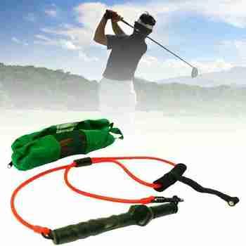 Тренировочный ремень для гольфа, тренажер для игры в гольф, сильный корректор полосы, Клубные принадлежности, A2K7|Обучение гольфу|   | АлиЭкспресс