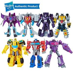 Image 1 - Hasbro Transformers Cyberverse Toys 7.5Inches Starscream Grimlock Slipstream Shockwave Optimus Prime Bumblebee Shadow Striker