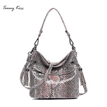 Tonny Kizz Luxury Handbags Women Bags Designer With Serpenti