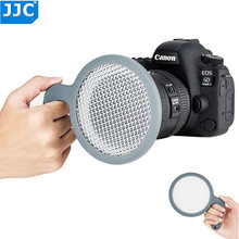 JJC 95mm Hand-Held White Balance Filter Gray Card for Canon Nikon Sony Fuji Olympus Panasonic DSLR SLR Mirrorless Camera Lens