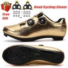 Speed Cleats Shoes Men Road Cycling Sneakers Women Professional Sport Mountain Bike Footwear Male sapatilha ciclismo Man