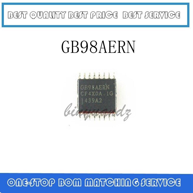 5PCS~10PCS  GB98AERN GB98AERN-A2-0-TR TSSOP-16