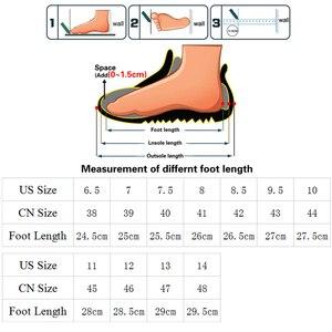 Image 5 - Diwaniya Brand Genuine Leather Men Shoes Summer New Large Size Mens Sandals Men Sandals Fashion Sandals Slippers Big Size 38 48