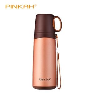 Image 2 - Термос pinka из нержавеющей стали, 420 мл, 520 мл