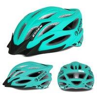 Essen men bicicleta capacete pc + eps in moloded ciclismo estrada mtb chapéu de segurança capacete inteligente casco|Capacete da bicicleta| |  -