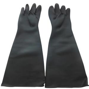 Sand Blasting Gloves for Sandblast Cabinet Gloves 60x20cm