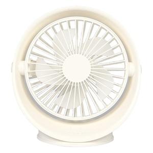Usb Настольный вентилятор, многоугольный Настольный вентилятор, маленький циркуляционный вентилятор, портативный Электрический перезаряжа...