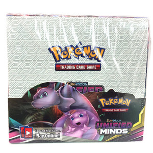 324 Cards Pokemones Card Sun & Moon Cosmic Eclipse Booster Box (Pack of 36) Trading Card Game Kids Collection Toys