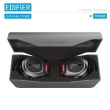 EDIFIER TWSNB Tws Aptxหูฟังไร้สายAncหูฟังActiveหูฟังตัดเสียงรบกวนQualcomm Bluetooth 5.0เสาอากาศLDS