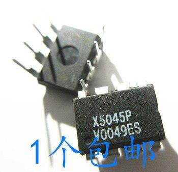 10 sztuk X5045PZ X5045 X5045P DIP8 oryginalny nowy 1 zamówienie