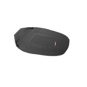 Universal Motorcycle Rubber Striped Soft Grip Gripper Soft Seat Cover For HONDA KTM YAMAHA SUZUKI KAWASAKI EXC SX YZF CR KX KXF|Seat Covers|Automobiles & Motorcycles -