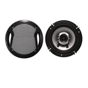 2 stücke 6,5 Zoll 400W Auto Audio Lautsprecher 4 Weg Koaxial Lautsprecher Universal Fahrzeug Auto Audio Musik Stereo hifi Lautsprecher
