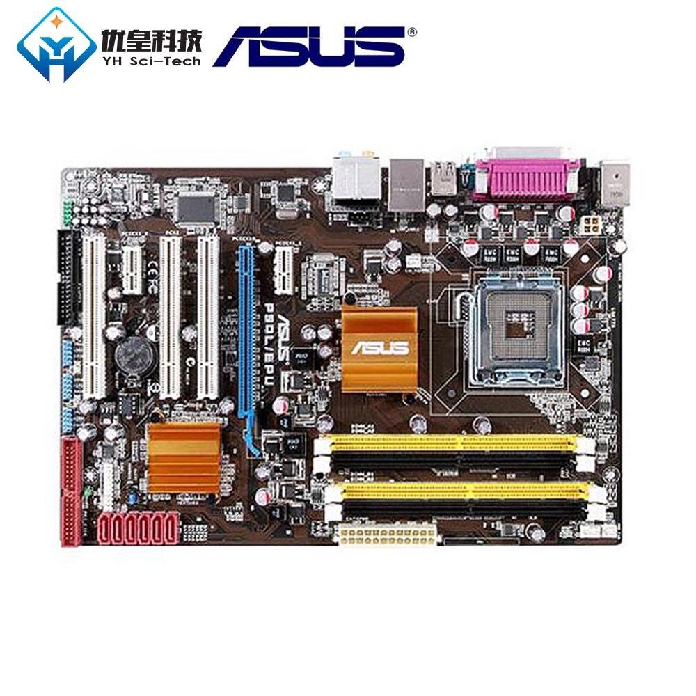 Asus P5QL/EPU Intel P43 Original Used Desktop Motherboard Socket LGA 775 Core 2 Extreme/Core 2 Quad DDR2 ATX|Motherboards| |  - title=