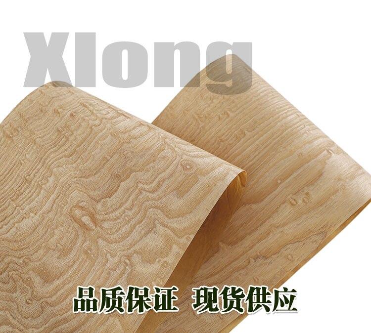L:1.1Meters Width:250mm Thickness:0.25mmNatural Cedar Wood Veneer Flower Ash Wood Veneer Car Interior Veneer Manchurian Ash Wood