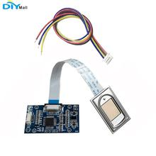 R303 USB Fingerprint Recognition Module Access Control Sensor Scanner UART 1000 Capacity
