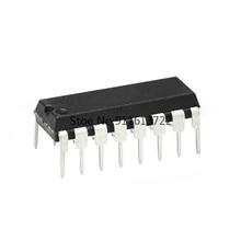 10Pcs 74HC4051 SN74HC4051N IC DIP-16 new and original XG