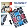 HD Revolution Non-Slip Dancing Step Dance Mat Pad Pads Dancer Blanket Fitness Equipment Foot Print Mat to PC with USB 2020 New discount