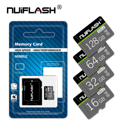 New Micro SD Card 32GB Class10 8GB/16GB/64GB/128GB UHS-1 Flash Memory Card TF Card 32 GB For Smartphone Laptop Camera