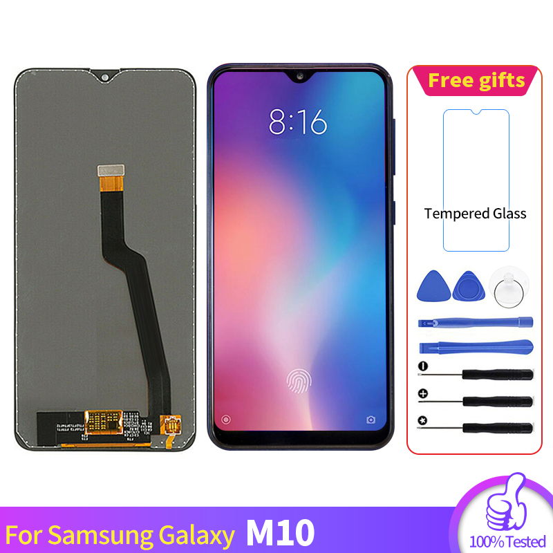 For <font><b>Samsung</b></font> <font><b>M10</b></font> M105 SM-M105F Display <font><b>lcd</b></font> <font><b>Screen</b></font> replacement for <font><b>Samsung</b></font> <font><b>M10</b></font> M105F SM-M105F display <font><b>lcd</b></font> <font><b>screen</b></font> module image