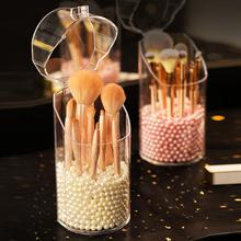 Multi-style PS Acrylic Makeup Organizer Cosmetic Holder Makeup