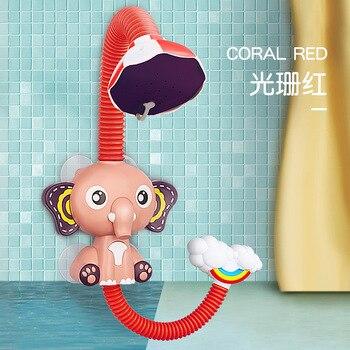 Baby Elephant Sprinkler Bath Toy 5