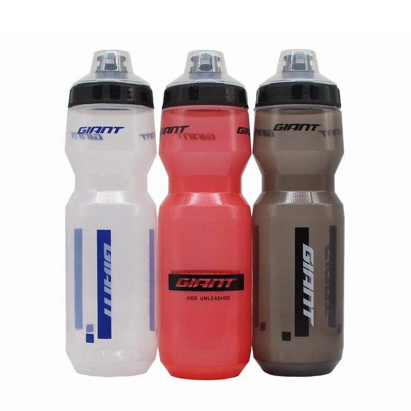 con Soporte Color Negro y Rojo Prettygood7 Botella de Agua para Ciclismo 750 ML